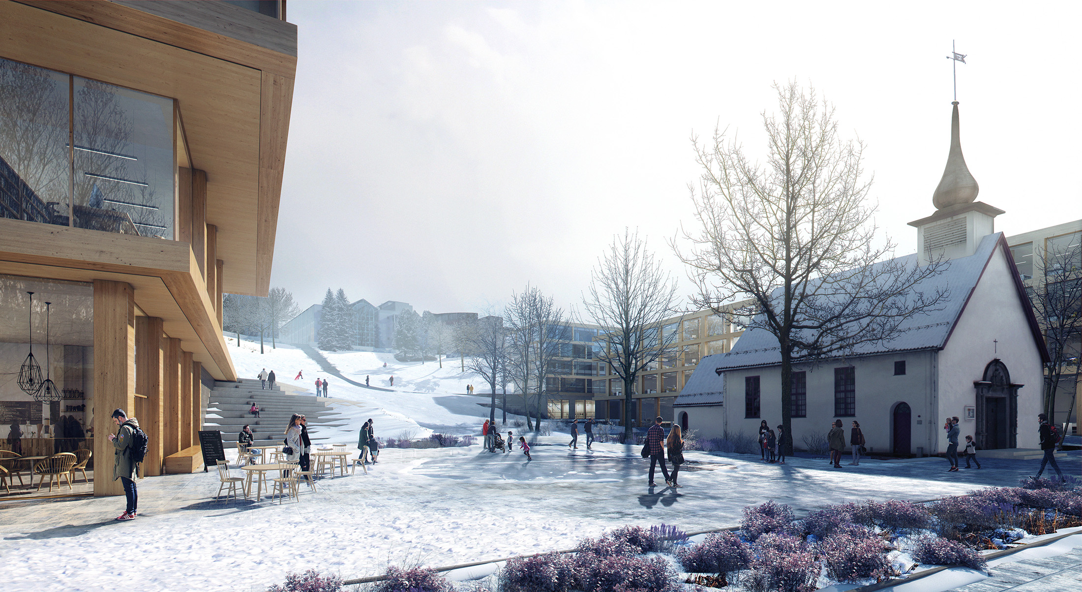 Koht, Trondheim University, Norway, 2017