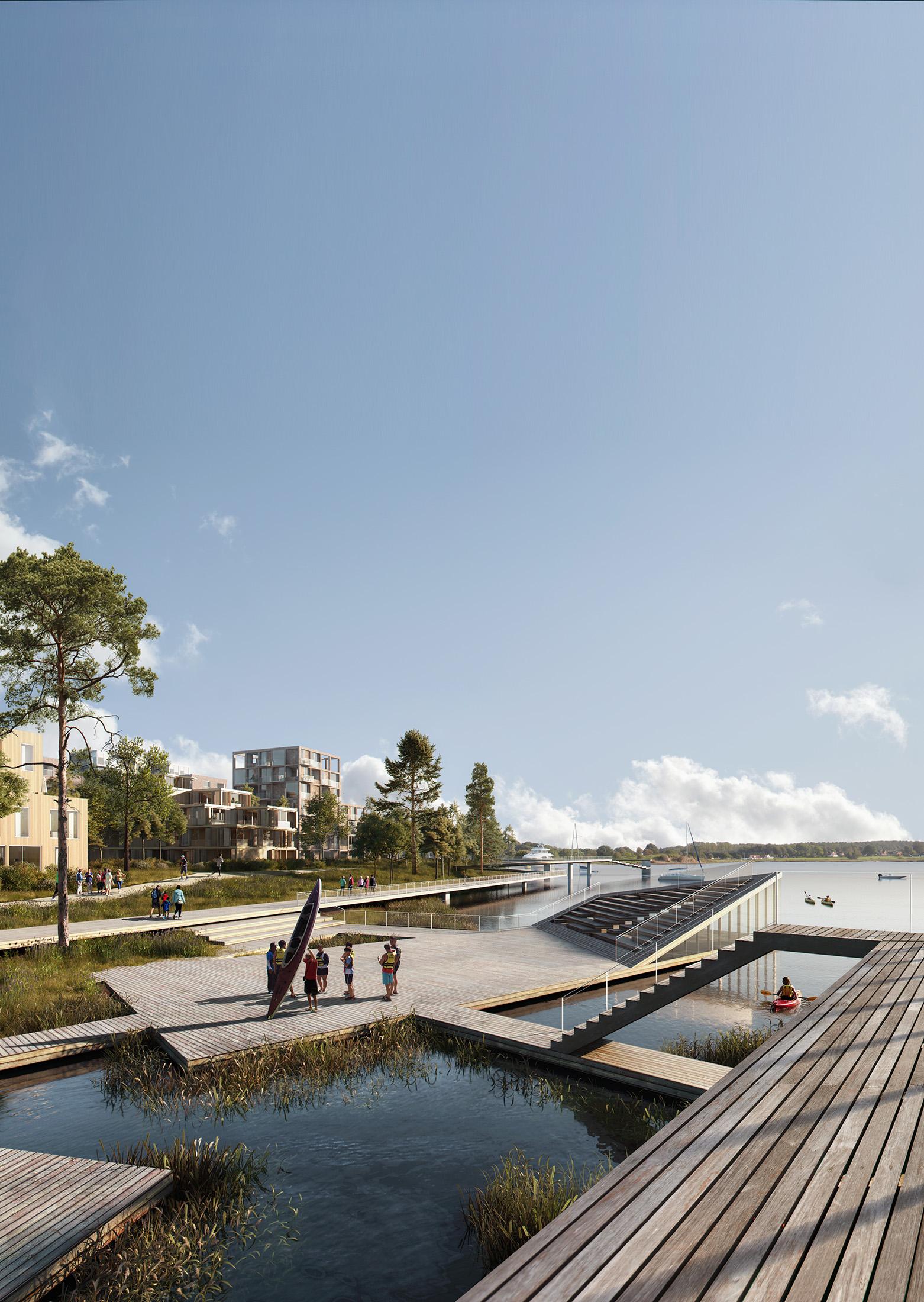 Masslab, Viinikanlahti Natural Alliance, Finland, 2020