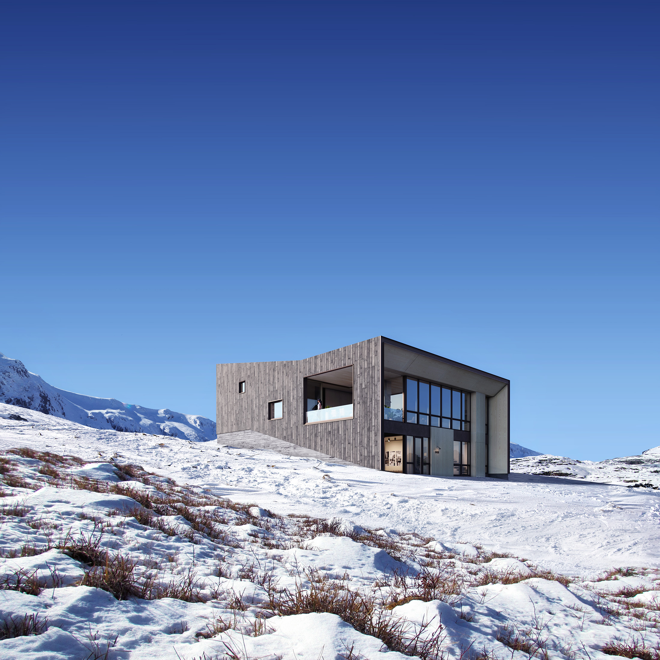 Studio MA, The Gilbert Cabin, Utah, EEUU 2020