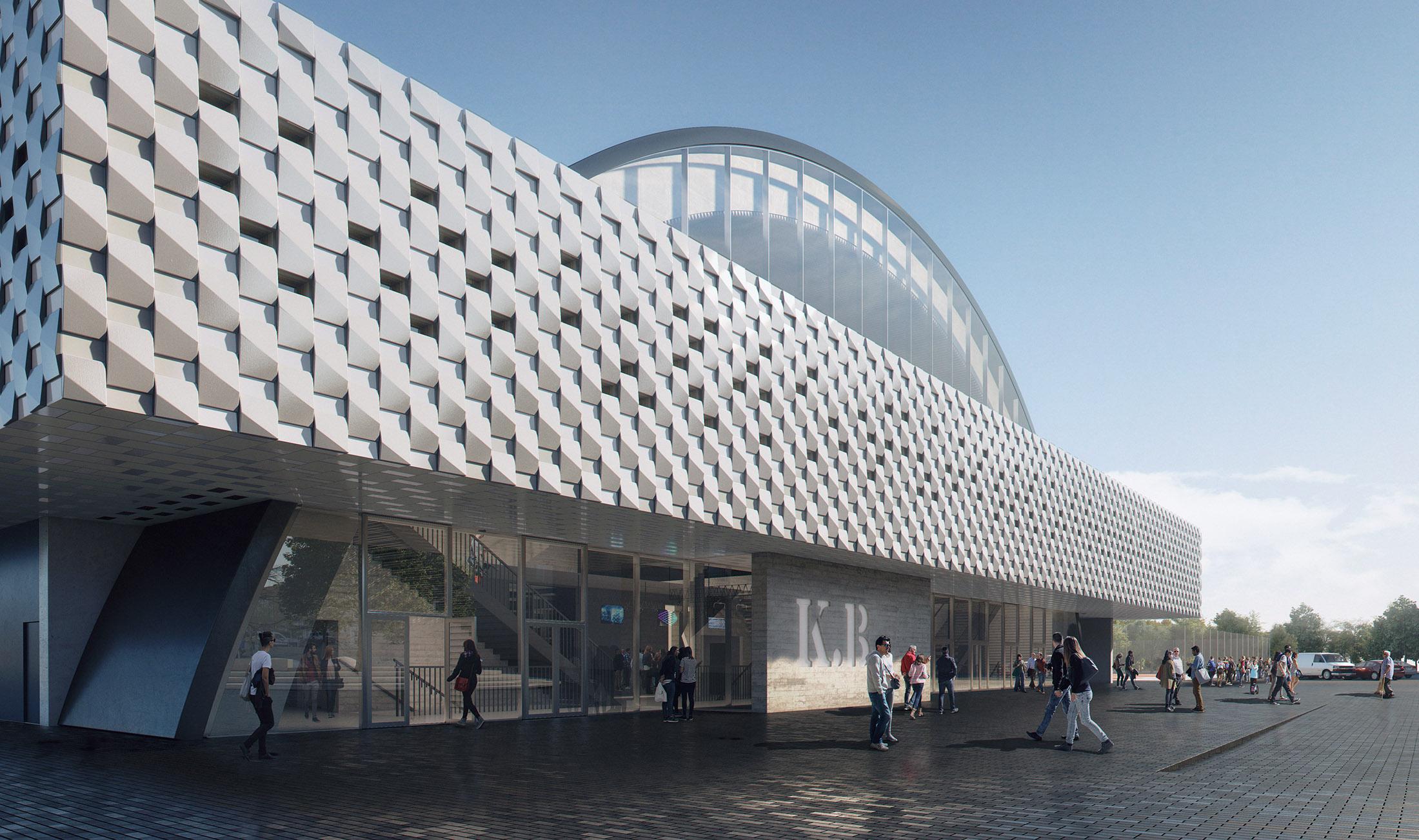 Christensen & Co, New K.B. Hallen, Denmark, 2016
