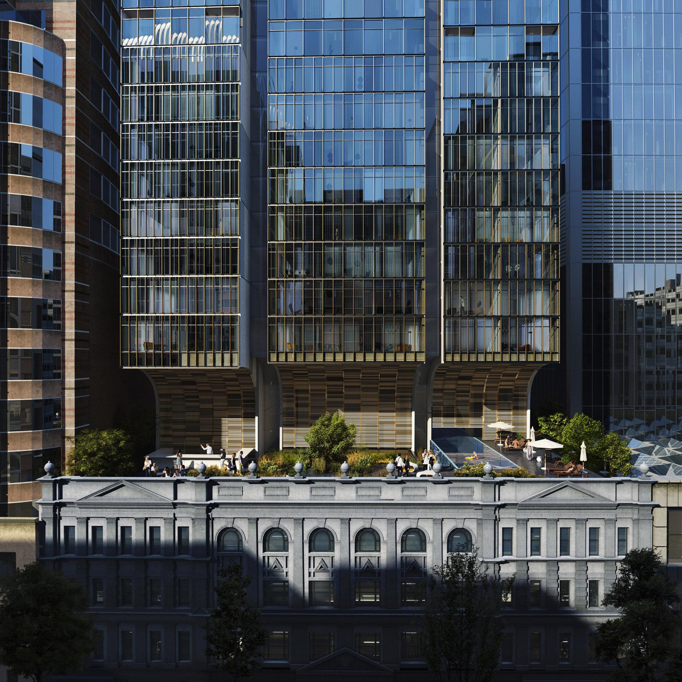 Crone Architects, Kent Street, Australia, 2018