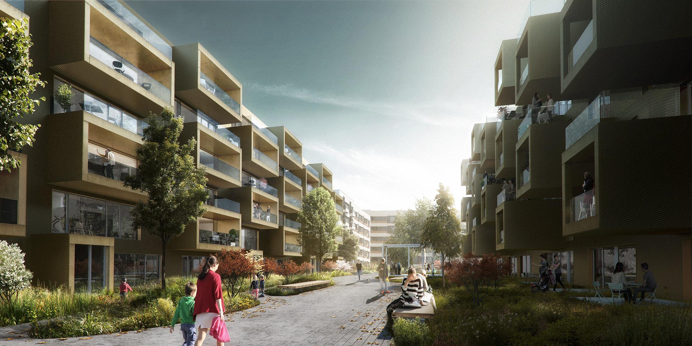 DGC, Teil Housing, Switzerland, 2015