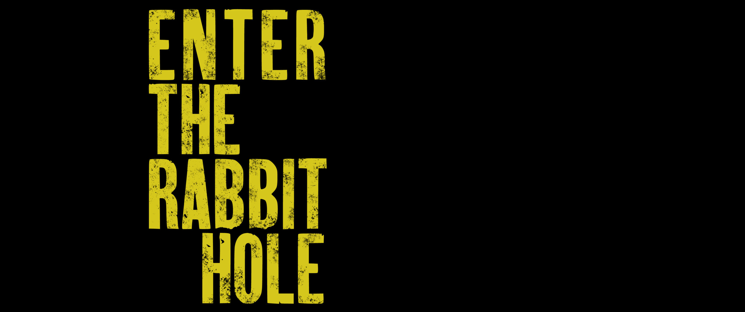 Enter The Rabbit Hole (Real Time Animation Teaser), Beauty and The Bit