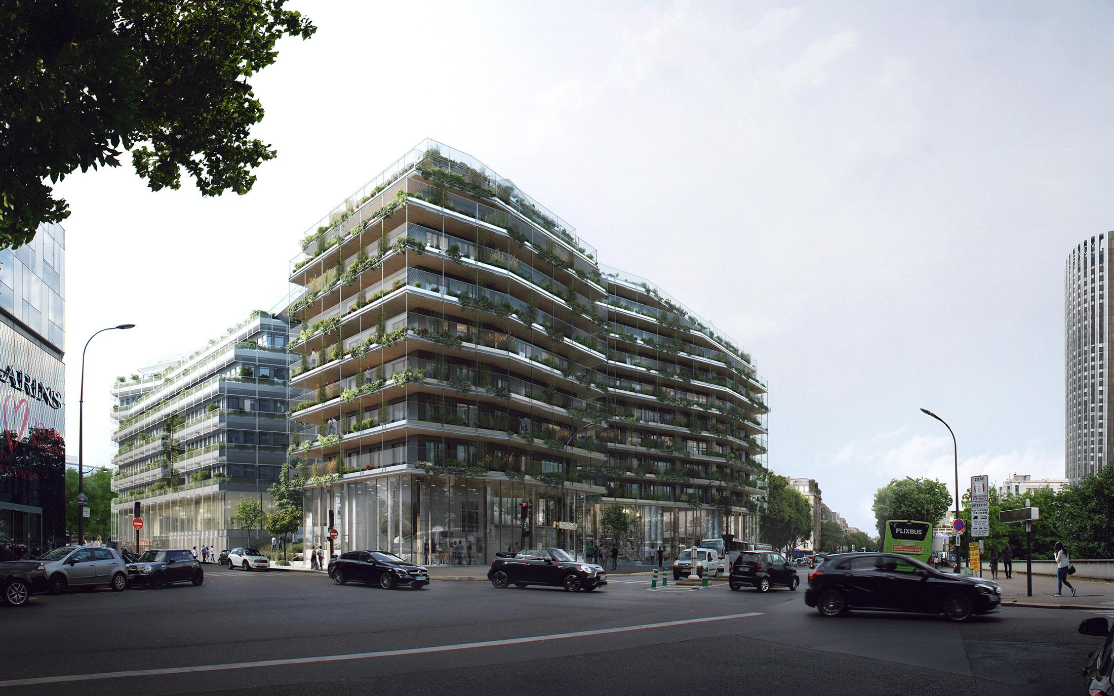 JFA ChD SLA, Reinventer Paris, France, 2017