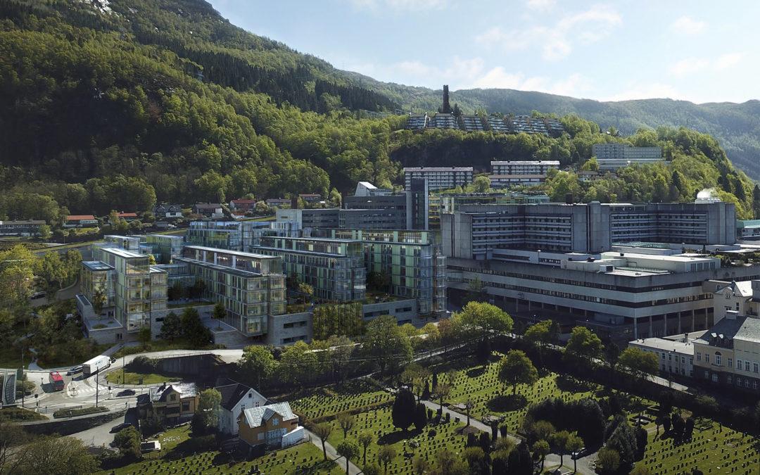 KHR_Child Youth Hospital Bergen_Green-ness