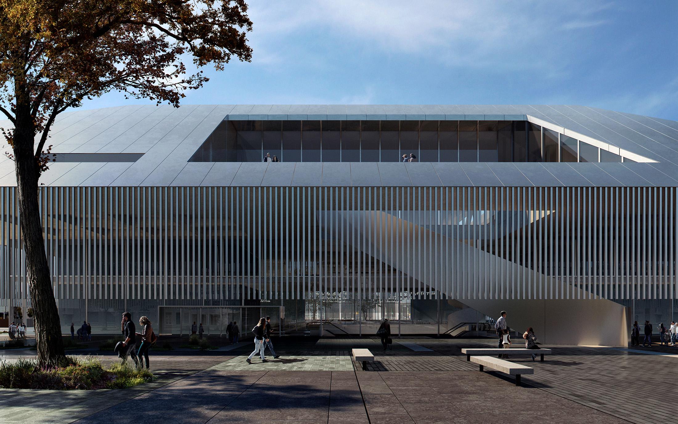 KAAN, Beursplein, Congresss & Exhibition Center, Belgium, 2017