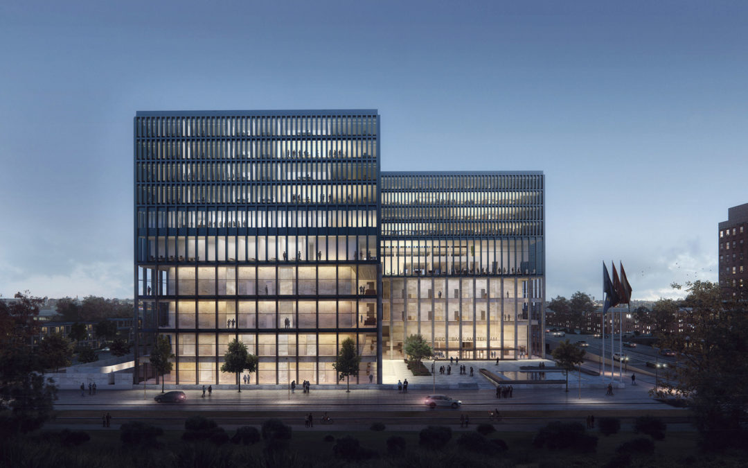 New Amsterdam Courthouse Competition Win