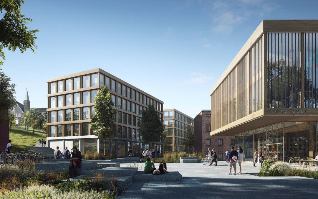 KOHT Arkitekter wins NTNU Campus