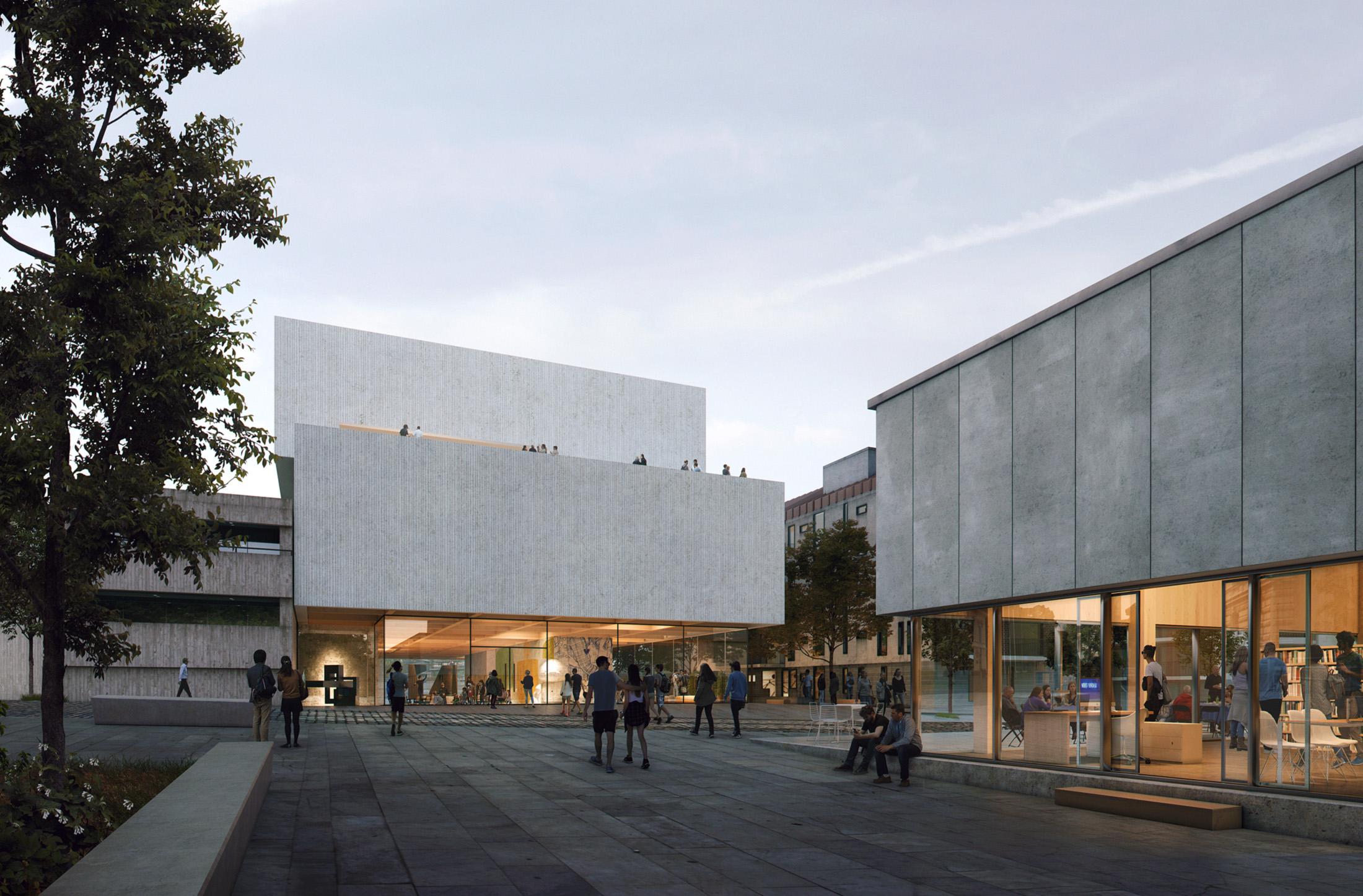 Lundén, Porin Aarre Museum, Finland, 2019