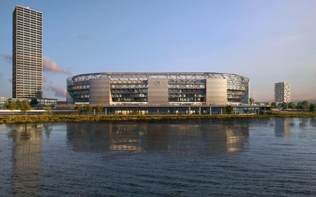 OMA_Feyenoord New Stadium_Boat