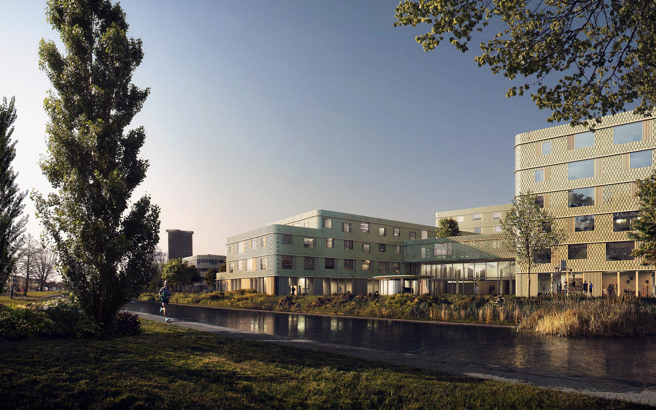 Powerhouse Company, Psychiatric Center, The Netherlands, 2018