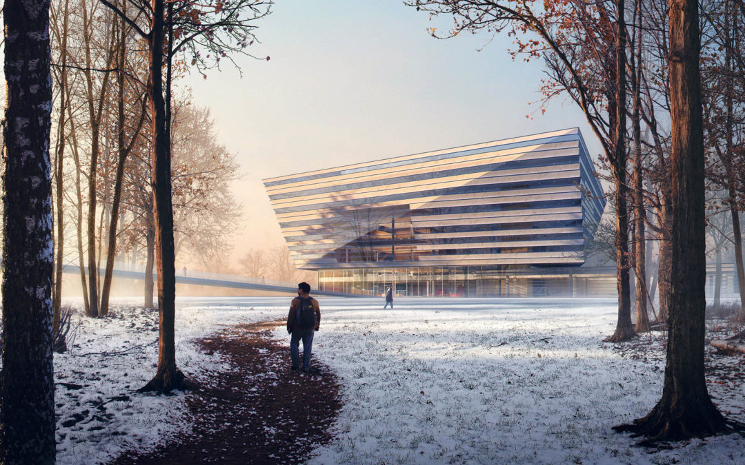 Shanghai Library Competition