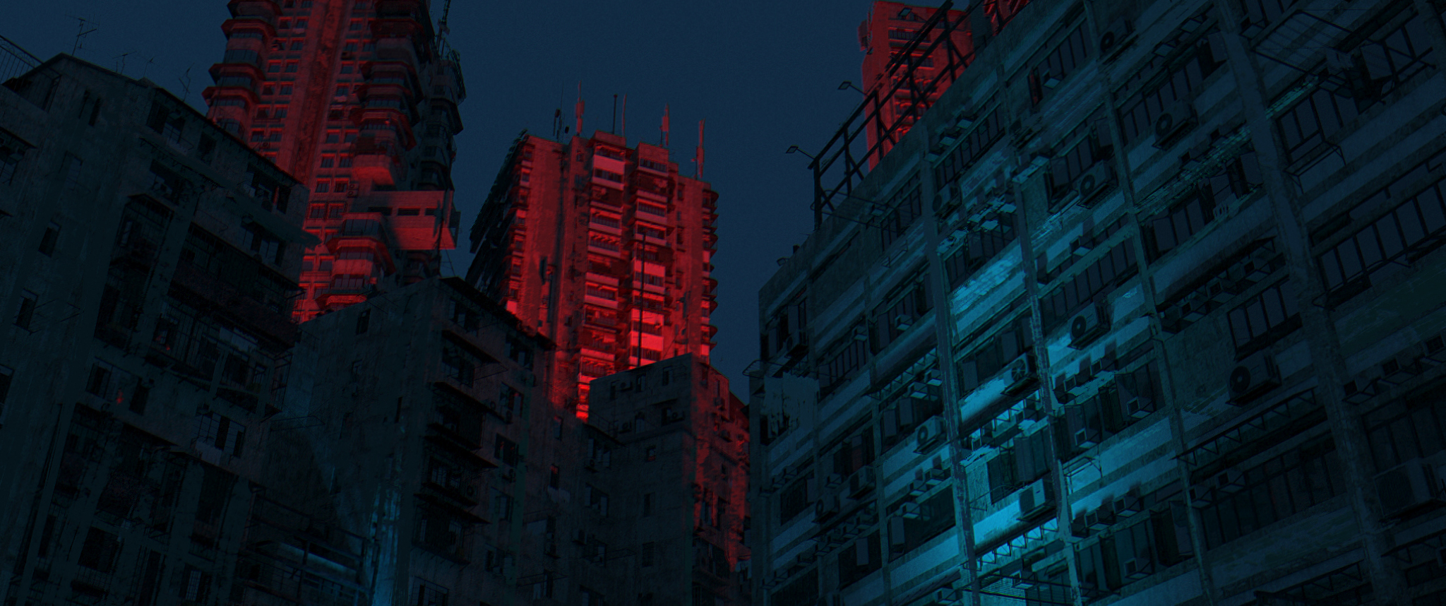 Cinematic Concept Design, The Suburbs