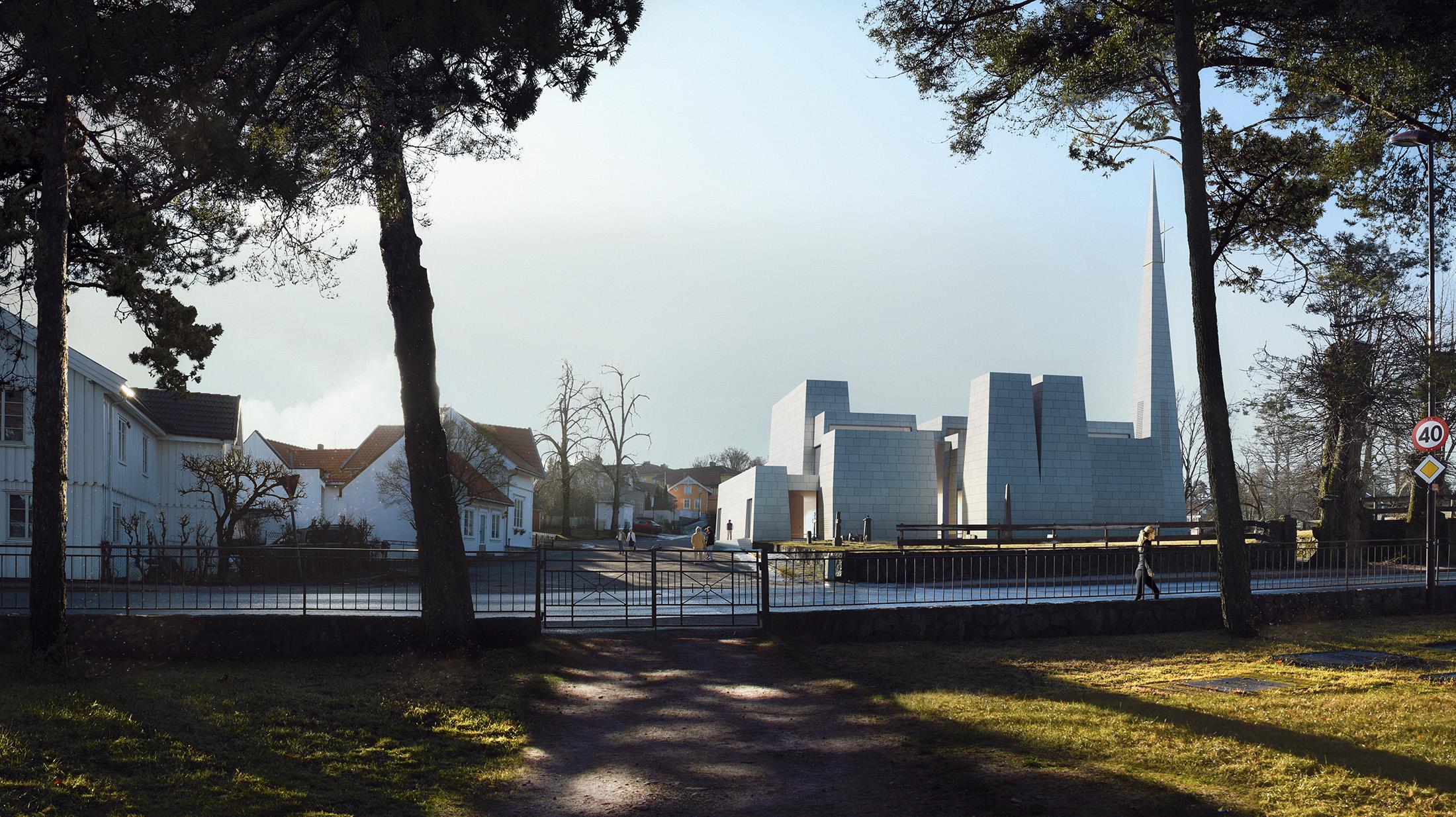 Troark, Surnevik, Porsgrunn Church, Norway, 2017